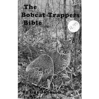 Guy Johnson - The Bobcat Trappers Bible - Book